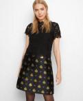 Новая юбка Lindex Швеция, купить осеннее шерстяное пальто