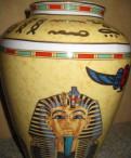 Ваза египетский фарфор