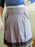 Новая юбка, шуба халат из мутона