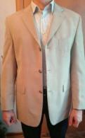 Пиджак мужской, куртка летняя мужская с капюшоном
