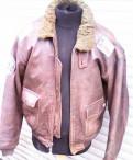 Куртка Avirex мужская, лётная, офицерская, 1985 года, термобелье фирмы фарадей
