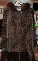 Гипюр одежда для полных, шуба, натуральный мутон