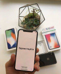 IPhone X 64Gb Silver, Space Gray