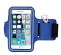 Синий спортивный чехол для iPhone 6/S Plus