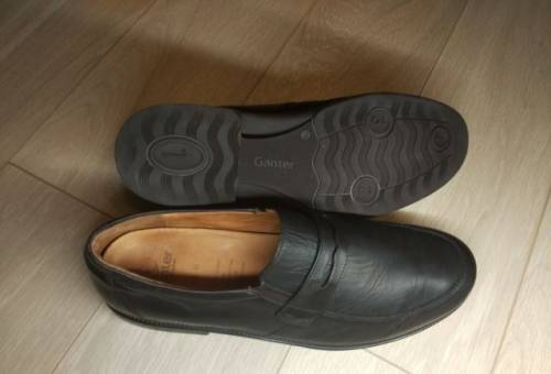 8dd39dde8 Ganter супер комфортные туфли Германия, мужская зимняя обувь carnaby ...