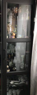 Шкаф бар витрина
