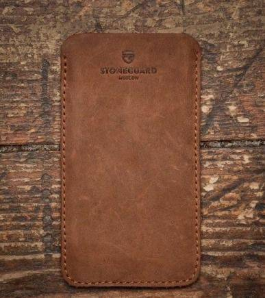 Кармашек Stoneguard Rust Case для iPhone 6/6s/7