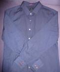 Штаны с резинкой внизу мужские джинсы, рубашка мужская Paul Smith. Оригинал