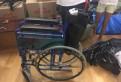 Инвалидное кресло с туалетным оснащением