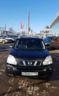 Nissan X-Trail, 2008, мерседес с 63 amg edition one
