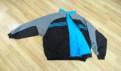 Женская куртка Adidas, платье в горошек ниже колена