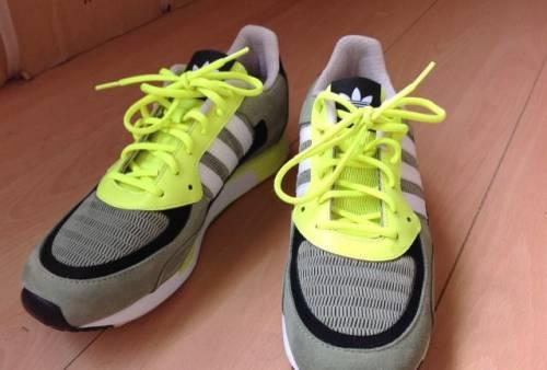 Бутсы пума из кожи кенгуру, кроссовки adidas zx-850 новые