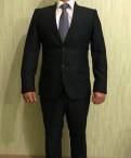 Майка футболка воротник рибана 74-80 м015004k80, костюм мужской