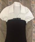 Блуза новая, шуба из белой норки с капюшоном, Лодейное Поле