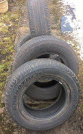 Шины Dunlop, купить шины бу на ниву шевроле