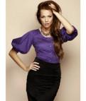 Польская блузка 48-50, женские майки молодежные