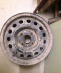 Продам стальной диск от Lancer 9, купить диски на авто недорого