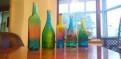 Бутылки всевозможных цветов, Тельмана