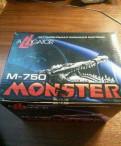 Alligator M-750, магнитола на шкода фабия 2010 года