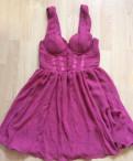 Новое платье HM 36 европейский размер, женское термобелье комбинезон