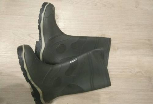 Сапоги резиновые, мужские ботинки альба зима
