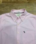 Рубашка Abercrombie Fitch, мужские толстовки худи белые без молнии с капюшоном