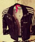 Спортивная Ветровка на молнии Adidas S, томми хилфигер одежда цены, Кузьмоловский