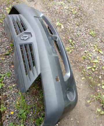 Бампер передний Логан 1, тормоза на daewoo nexia