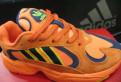 Бутсы найк новая коллекция, кроссовки adidas yung-1 Оранжевые 45