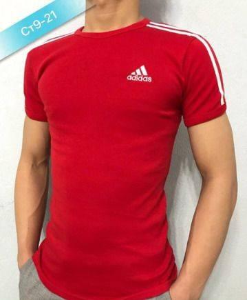 Купить модную мужскую одежду оптом, футболка новая 46рр