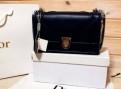Новая женская сумка, Dior