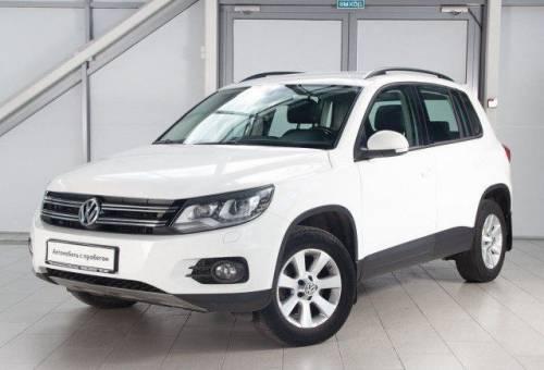 Volkswagen Tiguan, 2013, дизель для газ 2410