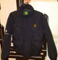 Куртка мужская зима, длинные толстовки мужские с капюшоном