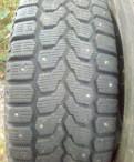 Продам б/у зимние шины, внедорожные шины для chevrolet niva