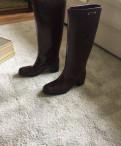 Резиновые сапоги Max&Co, кроссовки reebok classic leather grey