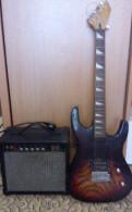 Электро гитара Jackson + усилитель