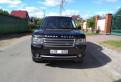Land Rover Range Rover, 2011, бмв 5 цена цена