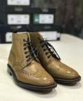 Купить мужские резиновые ботинки keddo, мужские ботинки Loake Burford
