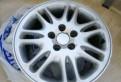 Диски для volvo S40 Ford focus 2, литые диски 14 радиус