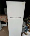 Холодильник с морозилкой, доставлю