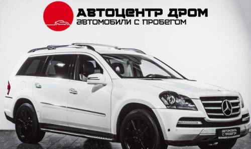 Мазда 6 цена 2007, mercedes-Benz GL-класс, 2012, Санкт-Петербург
