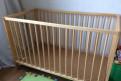 Кровать детская Икеа Гулливер с матрасом