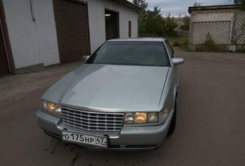 Cadillac Seville, 1994, ниссан сильвия от велли