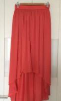Осенние платья для полных девушек, длинная юбка кораллового цвета zara