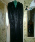 Плащ с капюшоном и корманами, guerlain длинное черное платье, Сланцы
