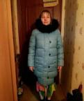 Зара платье футляр с драпировкой, пуховик 46 размер