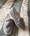 Бутик итальянской обуви марино фабиани, балетки « слипоны «