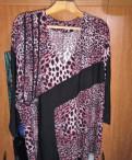 Блузка леопардовая + блузка чёрная, модные фасоны платьев из льна, Кириши