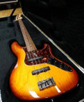 Fender Jazz Bass USA (Tobacco-burst), Старая