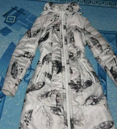 Пальто, вечерние платья из латекса
